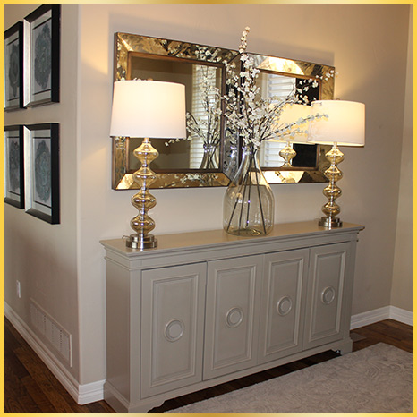Interior design, staging, space planning, event planning, and decorating by Advanced Interiors in Windsor, Colorado